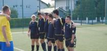 Ponovno smo tekmovali v nogometu v Slovenski Bistrici