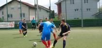Naši nogometaši uspešni v Slovenski Bistrici