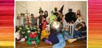 Dobrodelno prireditev : Čarovnik iz Oza