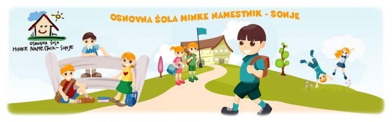OŠ Minke Namestnik-Sonje Slovenska Bistrica