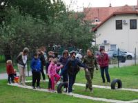 Teden otroka: obisk vojakov